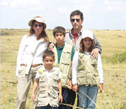 Famille Sara