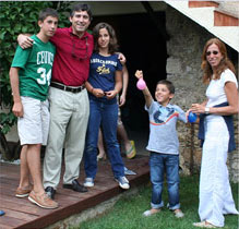 Famille Sara Sánchez