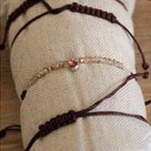Bracelets Fondation Sara - modèle 1